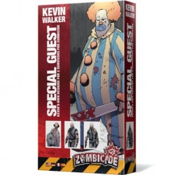 Zombicide - Special Guest - Kevin Walker