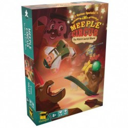 Meeple Circus Ext 1 The Wild & Aerial Show