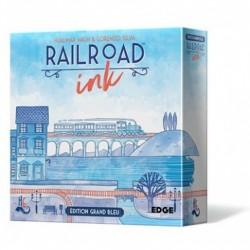 Railroad Ink - Bleu