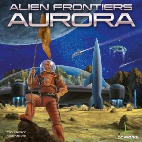 Alien Frontiers : Aurora