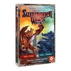Summoner Wars : Elfes Vs Orcs