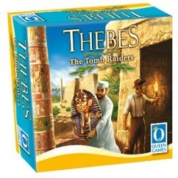 Thebes, the tomb raiders