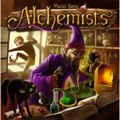 Alchimists